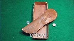 1 Vtg SheathNO Hunt Blade Knife only WESTERN ORIG GIFT BOX case made 4 P48 Set
