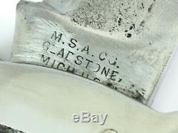 1903-1911 MSA Marbles Safety Folding Hunting Knife 5 Cougar Caribou U 2825-LMTT