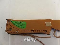 1978 Puma Skinner Hunting Knife 6393 Vintage Must See Mint Never Used