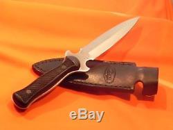 1990 Case xx Boot Knife/Hunt Knife (E77-4 1/2 SS) with Original Sheath NOS