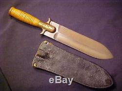 A+ US M 1880 Springfield Hunting Fighting Knife Dagger Indian Wars