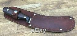 A+ vintage Carbon Steel Chicago Cutlery 96-6 Razor Sharp Skinning Knife Skinner