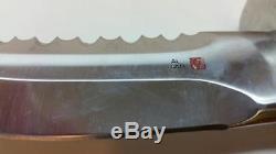 Al Mar The Warrior Knife And Sheath (st5015649)