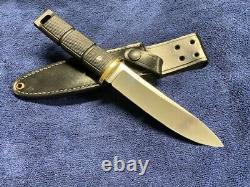 Al Mar Vintage 1980's #4006 Scout Pre Production Limited Edition Knife 89/200