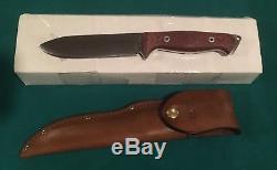 Ambush Alpha Knife in CPM-3V by Bark River