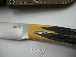 BEAUTIFUL Bark River Knife NEVER USED