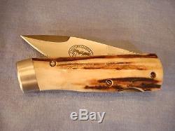 BENCHMARK HUNTING CLASSICS 1st RUN ROLOX KNIFE 1/1992