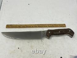 BLACKJACK BKT Vintage Effingham Magnum Camp Knife Jerry Fisk Design
