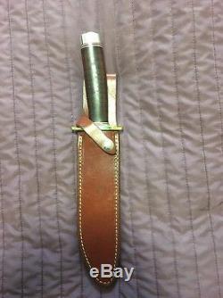 BLACKJACK Knives MODEL #1-7 FIGHTING & HUNTING KNIFE Carbon Steel Effingham IL