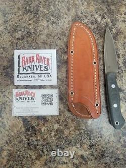 Bark River Knife Cpm 3v