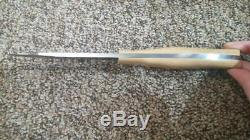 Bark River Knives Kalahari Hunter with Sheath and Original Box (T1P002034)