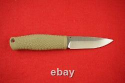 Benchmade 200 Puukko Fixed Blade Cpm-3v Steel, Drop Point Knife