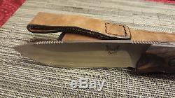Benchmade HUNT Saddle Mountain Skinner Knife S30V Steel Dymondwood Handle