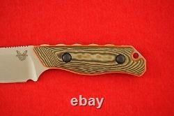 Benchmade Hunt 15017-1 Hidden Canyon Hunter Cpm-s90v Knife Richlite Handle New