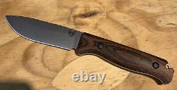 Benchmade Knife Saddle Mountain Skinner 15002 Fixed Blade Leather Sheath
