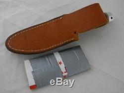 Blackjack Effingham National Wild Turkey Federation Custom Made Hunting Knife