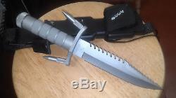 Buck Buckmaster 184 Survival Hunting Knife
