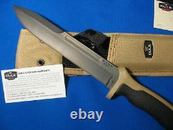Buck Knife Limited Edition 651 Nighthawk Hunter / Pig Sticker