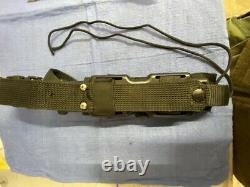 Buck Knife Model 184 Buckmaster- 1985 Third Production Model