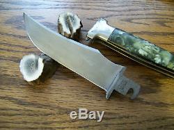 Case Tested XX Knife Hatchet Set Missing Hatchet Hunting Knife
