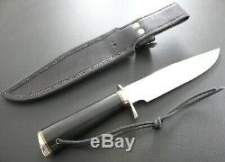 Charles Ochs /OX Forge Special Ops. Bowie made 1996, Randall Made Knives picture