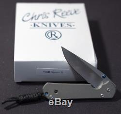 Chris Reeve Knives Small Sebenza 21, LNIB