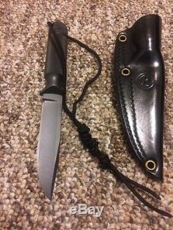 Chris Reeve Mountaineer 1 Hunting/Survival Knife/sheath -unused-mint