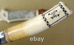 Collectible Vintage Swedish/finnish Sami Puukko Knife