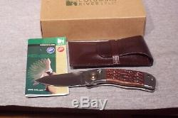 Columbia River Knife & Tool Lakes Pal Lock Blade Knife Made In Taiwan Never Used
