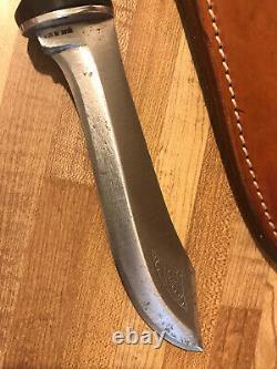 Cutco Hunting Knife 1765 with Sheath
