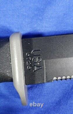 Cutco KA-BAR USA 5725 Survival Fixed Blade Knife with Sheath
