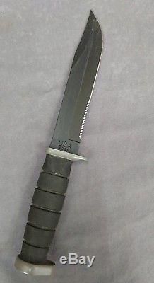 Cutco Knife Ka-Bar 7 Blade withSheath