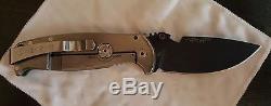 DPX HEST/F 2.0 Folding Knife withOlive Drab G-10