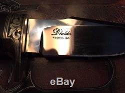 Dalton Holder D'Holder Natchez Hunting Knife
