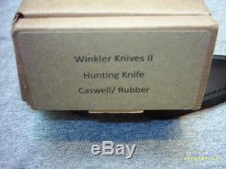 Daniel Winkler II Hunting Knife