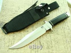 EARLY SOG JAPAN TRIDENT MICARTA COMMANDO TACTICAL KNIFE HUNTING VINTAGE KNIVES