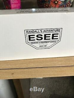 ESEE Knife Randall's Adventure Comes with Sheath Brand New Never Used Sealed