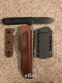 ESEE PR4 Knife with TKC EXTRAS