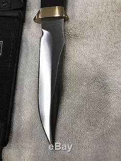 Early Sog Tech Hunting Knife