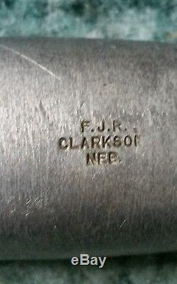 F. J. Richtig Fighting, Hunting, Skinning Knife