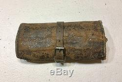 Genuine WW2Hauptner Germany Horn Ferries Exchanger Knife Tool Set Hunting Knives