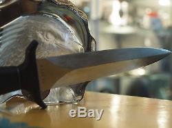 Gerber / Commando Fighting Knife With Original Sheath / A3303s Aussie Stock