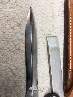 Gerber Mark2 1972 Vietnam Era Vintage Knife