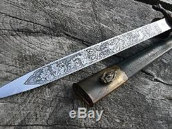 German Dagger Hunting Dagger Knife Sword Souvenir