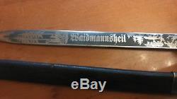 German Germany Hunting knife Eickhorn Solingen rare