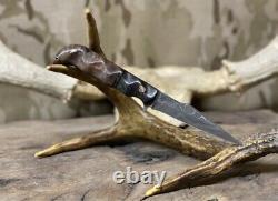 Half Face Blades Senator Knife