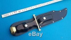 Herbertz African Hunter vintage Bowie Knife Jagdmesser Hunting Solingen Blade