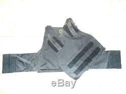 Idf Zahal 2 Anti Stab Proof Panel Israeli Knife Bulletproof Armor in Vest Israel