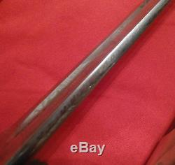 Imperial German Triple Etched Hunting Dagger/Scabbard & Skinning knife