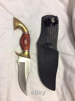 Iron Mountain Knife Co. USA Custom Beaver Quality Skinner Hunting Knife